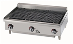 "Star-Max 5136CF Electric Charbroiler - 36"" Width"