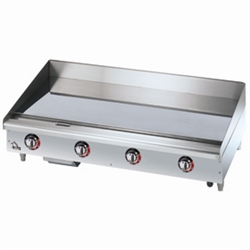 Star-Max 48-inch Chrome Electric Griddle, (548CHSF)