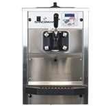18 Qts. per hr - Soft Serve Ice Cream Machine Single Flavor Countertop 110 Vac, 18 Amps (Spaceman 6220)