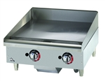 Star-Max 24-inch Gas Griddle, (624TSPF)