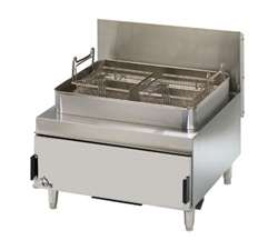 Star 630FF Countertop Gas Fryer - 30 lb., 70,000 BTU