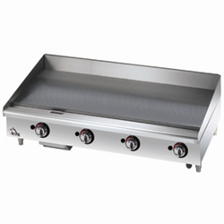 Star-Max 48-inch Griddle With Thermostatic Control, (648TF)