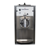 20 Qts. per hr - Frozen Beverage Machine Single Hopper Countertop Model 110 VAC, 14 Amps (Spaceman 6650)