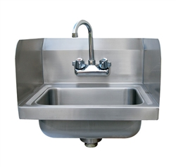 Advance Tabco 7-PS-EC-SP-1X Wall Mount Hand Sink