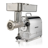 Commercial High-Speed Meat Grinder and Sausage Stuffer - 1.5 HP Motor 120VAC (ProctorSilex 78522)