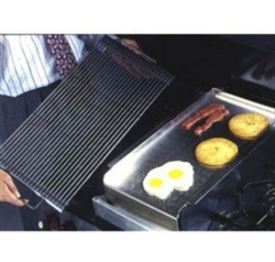 CCI Industries ABG2-AQ Add-A-Broiler/Griddle Combination