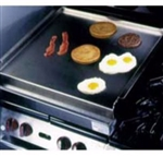 Add-A-Broiler/Griddle Combination Unit - For 4 burner stovetop range