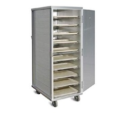 Piper Aluminum Tray Delivery Cart AD-10