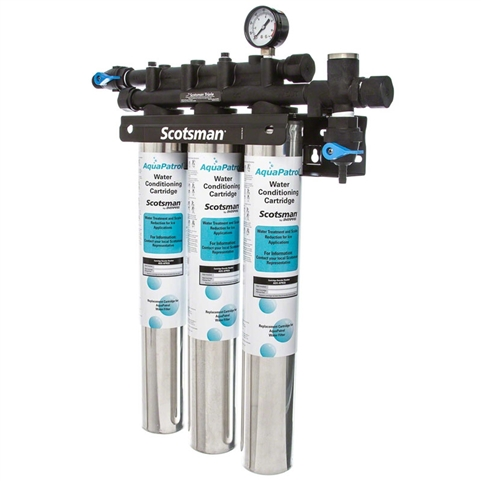 Scotsman Triple Water Filter System, (ADS-AP3)