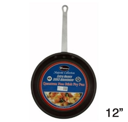 Winco AFP-12NS Aluminum Non-Stick Fry Pan