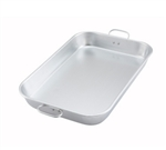 Winco Aluminum Bake Pan With Drop Handle, (ALBP-1218)