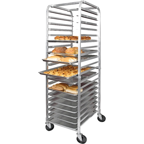 Winco 20 Tier Heavy Duty Aluminum Sheet Pan Rack, (ALRK-20)