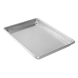 "Quarter-Size 9-1/2"" x 13"" Sheet Pan 20-Gauge Aluminum (Thunder Group ALSP1013)"