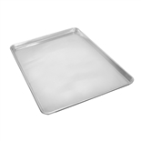 "Half-Size 18"" x 13"" Sheet Pan 20-Gauge Aluminum (Thunder Group ALSP1813)"