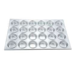 Winco AMF-24 Muffin Pan - 24 Compartments