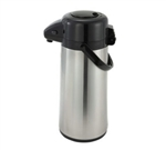 Winco Vacuum Server 2.5 Liter, Push Button (AP-525), (AP-525)