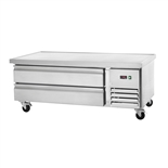 Refrigerated 60 Inch Wide Chef Base Equipment Stand (Arctic Air ARCB60)