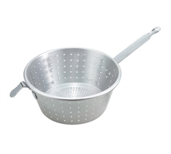 "Winco Spaghetti Strainer - 10"", (ASS-10)"