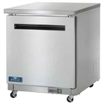 1-Door Undercounter Refrigerator 27 Inch Wide 6.5 Cu. Ft. Capacity (Arctic Air AUC27R)