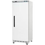 1-Door Commercial 25 Cu. Ft. Reach-in Refrigerator with White Painted Exterior (Arctic Air AWR25)