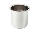 Winco BAM-1.5 Stainless Steel Bain Marie Pot - 1.5 Qt.