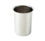 Winco BAM-2 Stainless Steel Bain Marie Pot - 2 Qt.
