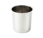 Winco BAM-3.5 Stainless Steel Bain Marie Pot - 3.5 Qt.