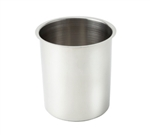 Winco BAM-4.25 Stainless Steel Bain Marie Pot - 4.25 Qt.