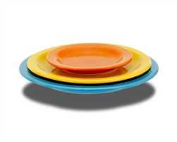 "Crestware Plate, 9"" dia., Bay Pointe, (BP44)"