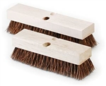 "Royal Industries Deck Brush - 12"", (BR DECK 12)"
