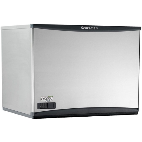 Scotsman C0330SW-1C 400 Lb Cube Ice Machine Water Cooled