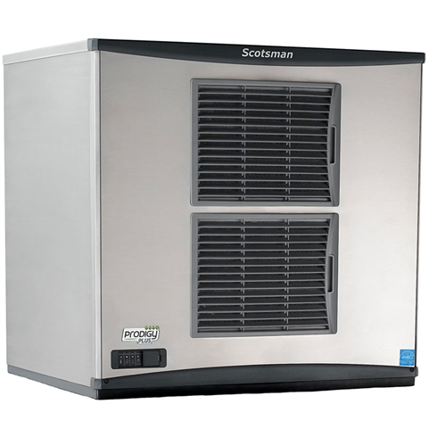 Scotsman C0830SA-32B 905 Lb Cube Ice Machine Air Cooled
