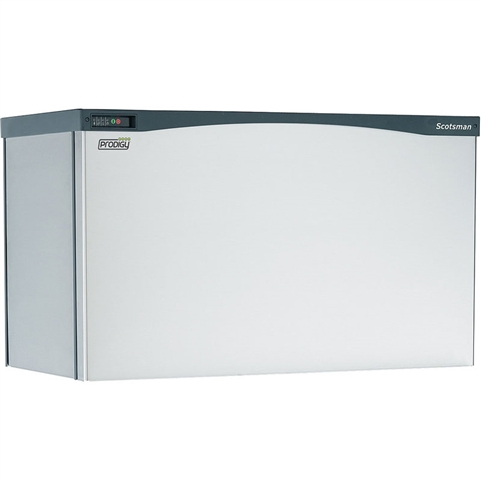 Scotsman Prodigy Series 1444-Pound Water Cooled Small Cube Style Ice Machine, (C1448SW-32B)