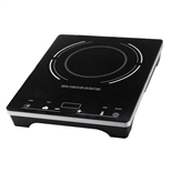 Portable Countertop Induction Cooktop - Single Burner  - 120V, 1800 Watt -  (Eurodib C1823)