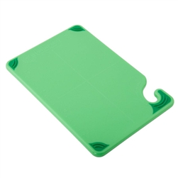 Saf-T-Grip Non-Slip Grip Cutting Board - Green