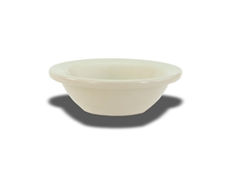 "Crestware Fruit Dish, 4 oz., 4-5/8"", narrow rim, Dover White, (CM31)"