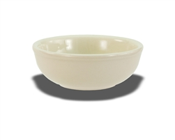 "Crestware Grapefruit Bowl, 9 oz., 6-1/4"", narrow rim, Dover White, (CM32)"