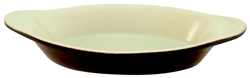 Crestware Rarebit, 8 oz., narrow rim, ceramic, Dover White, (CM492)