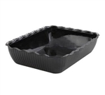 Winco CRK-13K Deli Crock Food Storage Container