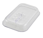 "Winco CRKC-10 Deli Crock Cover - 10"" x 7"""