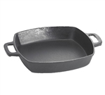 "TableCraft Cast Iron 10"" Square Fry Pan, (CW30114)"