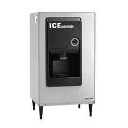 Hoshizaki 200-lb Ice Storage Capacity Ice Dispenser, (DB-200H)