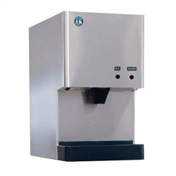 Hoshizaki 282-lbs Cubelet-Style Ice Maker and Dispenser, (DCM-270BAH)