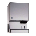 Hoshizaki 525-lb Cubelet-Style Ice Maker and Dispenser, (DCM-500BAH-OS)