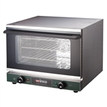 Quarter-Size Electric Countertop Convection Oven - 120V, 1600W (Winco ECO-250)