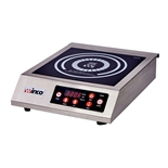 Countertop Induction Cooktop - Single Burner - 120V, 1800 Watt - (Winc EIC-400)