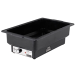 Winco Full Size Electric Water Pan for Buffet Chafers - 900 Watt, 120 Volt (EWP-2)