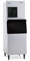 Hoshizaki F-450MAJ-C Air-Cooled Cubelet-Style Ice Maker - 426-Lb / 24 Hours