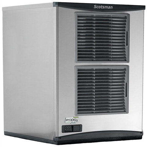 Scotsman F1522A-32A 1570 Lb Flake Ice Machine - Air Cooled