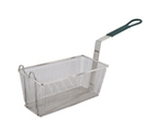 "Winco Fry Basket - 13 1/4"" X 6 1/2"" X 5 7/8"", (FB-30)"